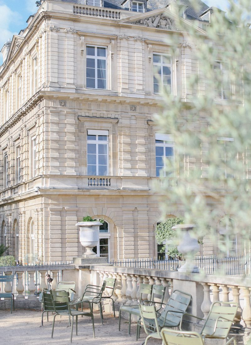 A Paris Travel Guide and Visual Journal